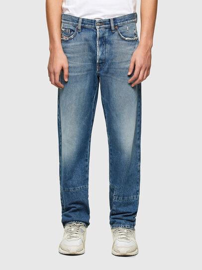 Diesel - D-Macs 009PI, Mittelblau - Jeans - Image 1