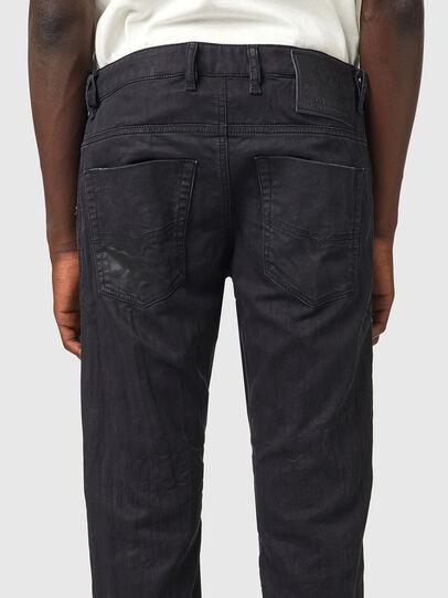 Diesel - Krooley JoggJeans® 069WW, Schwarz/Dunkelgrau - Jeans - Image 4