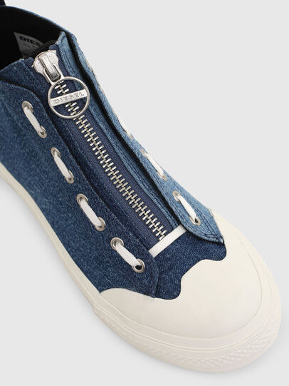 Diesel - S-ASTICO MZIP W, Blau - Sneakers - Image 4