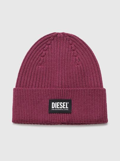 Diesel - K-CODER-E 2X2, Violett - Mützen - Image 1