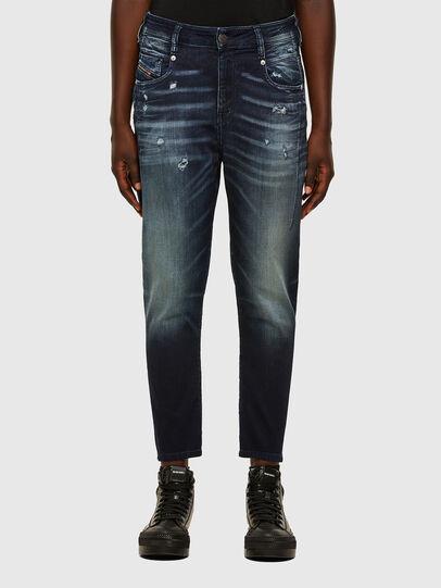 Diesel - Fayza JoggJeans 069PZ, Dunkelblau - Jeans - Image 1