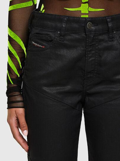 Diesel - D-Joy JoggJeans® 069TU, Dunkelblau - Jeans - Image 3