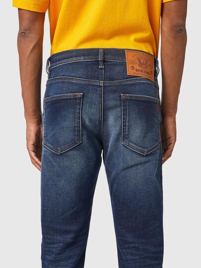 Diesel - D-Strukt JoggJeans® 069XG, Dunkelblau - Jeans - Image 4