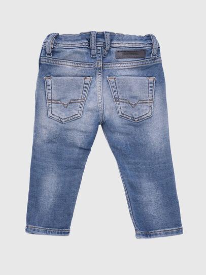 Diesel - KROOLEY-B-N JOGGJEANS, Hellblau - Jeans - Image 2
