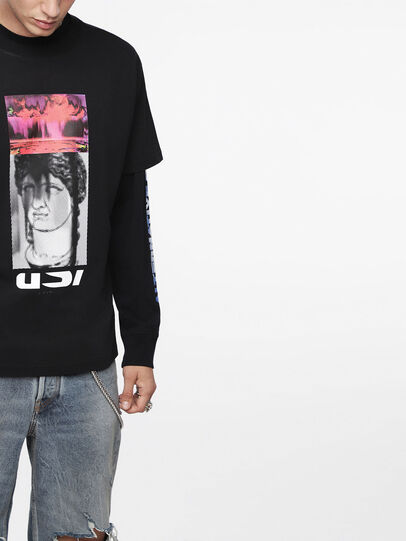 Diesel - T-WALLACE-XB,  - T-Shirts - Image 3