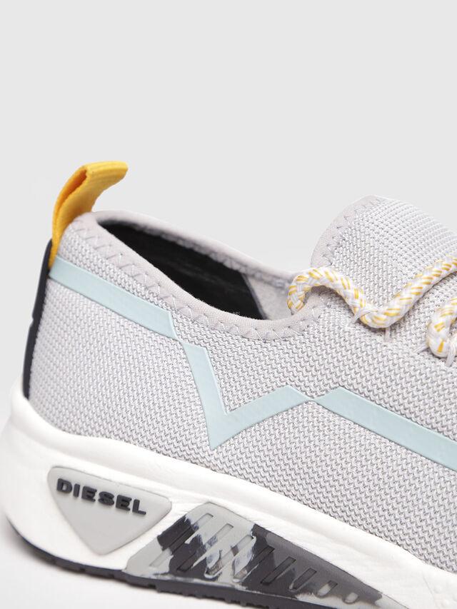 Diesel - S-KBY, Dampfgraue Farbe - Sneakers - Image 4
