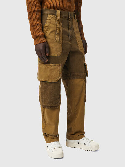 Diesel - D-Multy JoggJeans® 0AFAE, Braun - Jeans - Image 5