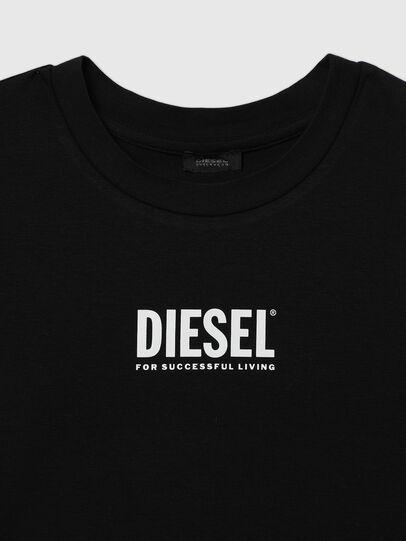 Diesel - UFSET-PIJIMMY, Schwarz - Pyjamas - Image 3