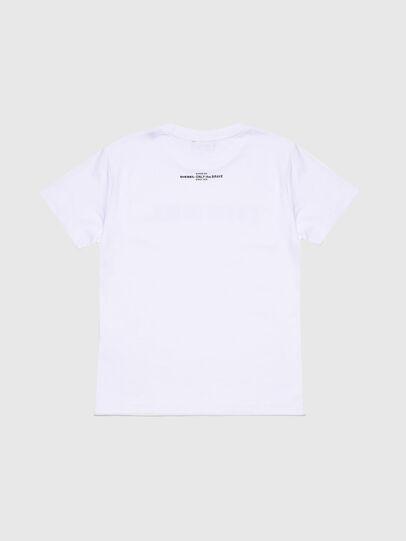 Diesel - TJFLAVIAY, Weiß - T-Shirts und Tops - Image 2