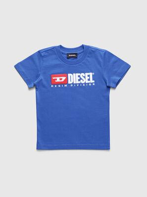 TJUSTDIVISIONB-R, Himmelblau - T-Shirts und Tops