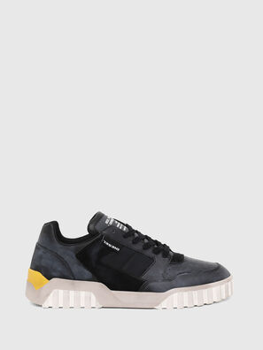 S-RUA LOW90, Blau/Schwarz - Sneakers