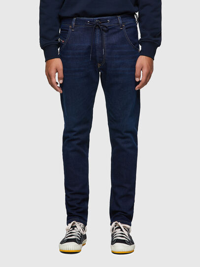 Diesel - Krooley JoggJeans® Z69VI, Dunkelblau - Jeans - Image 1