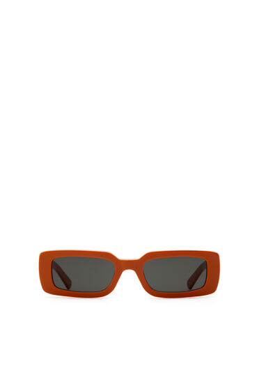 Rectangular modern design sunglasses