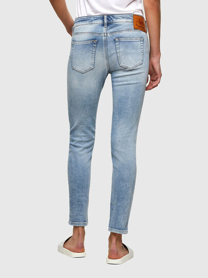 Diesel - D-Ollies JoggJeans® 069UX, Hellblau - Jeans - Image 2