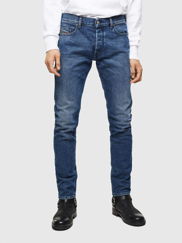 D-Luster 0095H, Mittelblau - Jeans