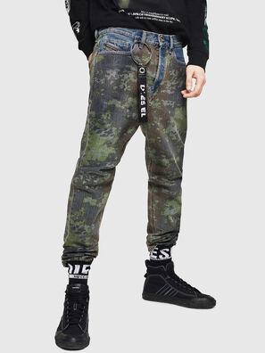D-Vider 0078E, Mittelblau - Jeans