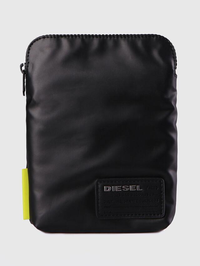 Diesel - F-DISCOVER SMALLCROS, Schwarz - Schultertaschen - Image 1