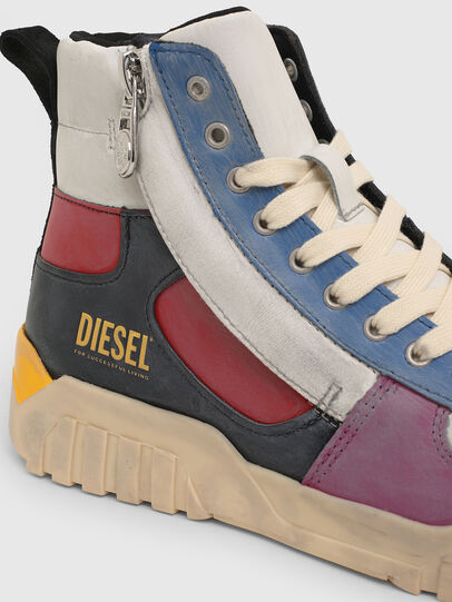 Diesel - S-RUA MID SK, Bunt - Sneakers - Image 6