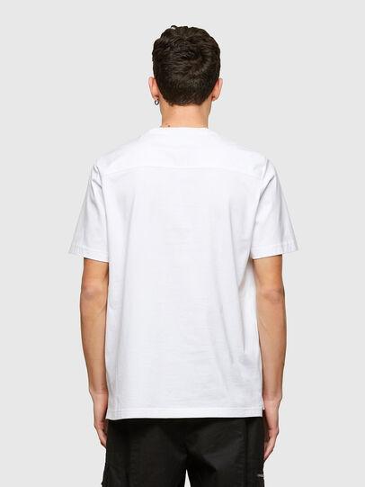 Diesel - T-WORKAN, Weiß - T-Shirts - Image 2