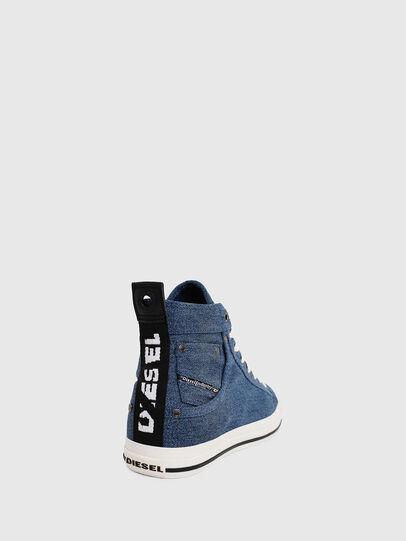 Diesel - EXPOSURE I, Jeansblau - Sneakers - Image 4
