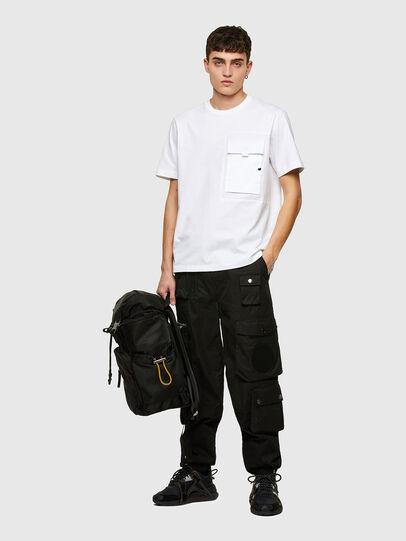 Diesel - T-WORKAN, Weiß - T-Shirts - Image 5