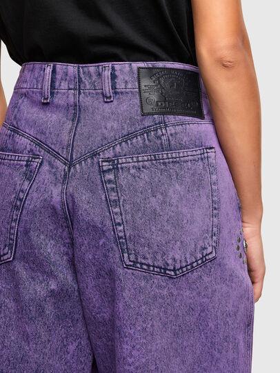 Diesel - D-Concias 009RR, Violett - Jeans - Image 5