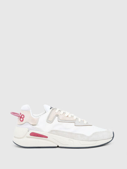 Diesel - S-SERENDIPITY LC W, Weiss/Rosa - Sneakers - Image 1