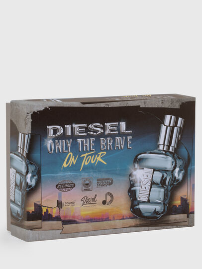 Diesel - ONLY THE BRAVE 50 ML GIFT SET, Azurblau - Only The Brave - Image 3