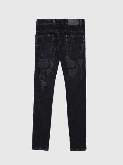 Diesel - THOMMER-J, Schwarz - Jeans - Image 2