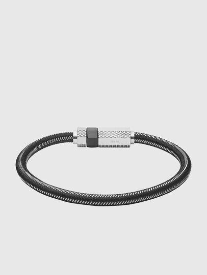 Diesel - DX1152, Schwarz/Silber - Armbänder - Image 1