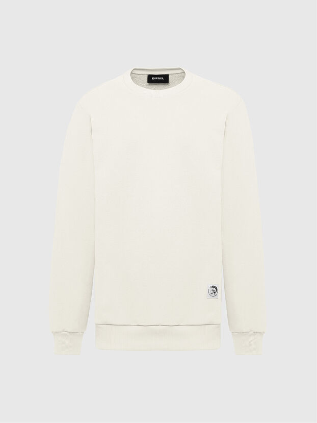 S-GIRK-MOHI, Weiß - Sweatshirts