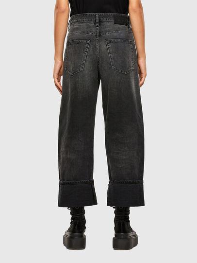 Diesel - D-Reggy 009IL, Schwarz/Dunkelgrau - Jeans - Image 2