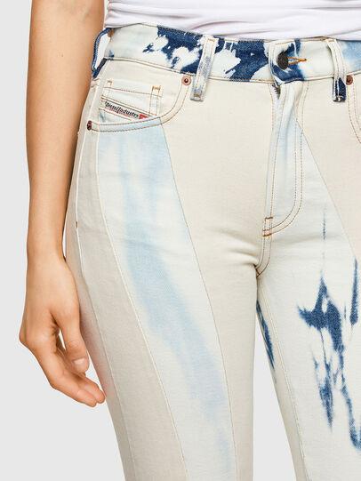 Diesel - D-Joy 009UX, Mittelblau - Jeans - Image 4