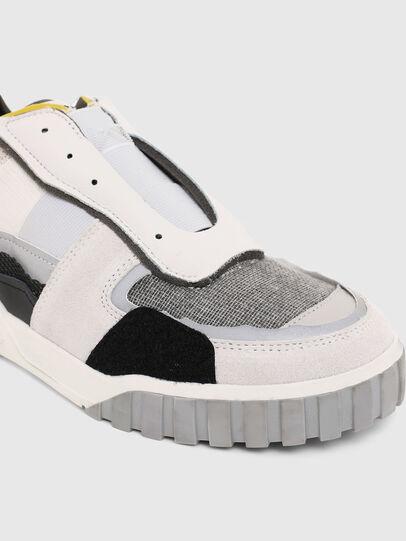 Diesel - S-RUA LOW DEC, Weiß - Sneakers - Image 5