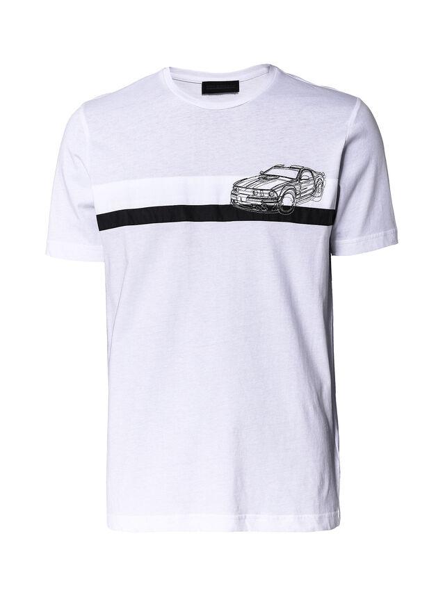 TY-STRIPESCAR, Weiß
