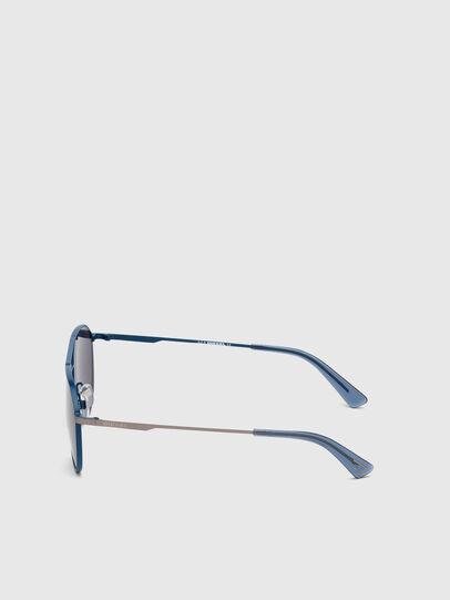 Diesel - DL0296, Azurblau - Sonnenbrille - Image 3