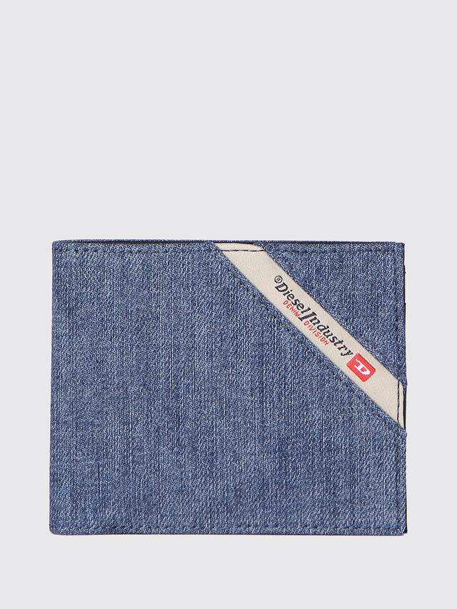 HIRESH S, Jeansblau