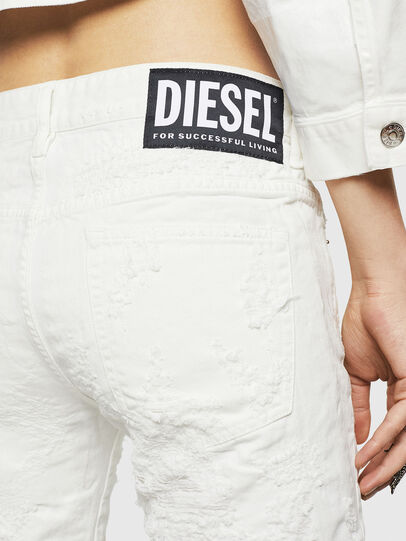 Diesel - D-Rifty 069GY, Weiß - Jeans - Image 6