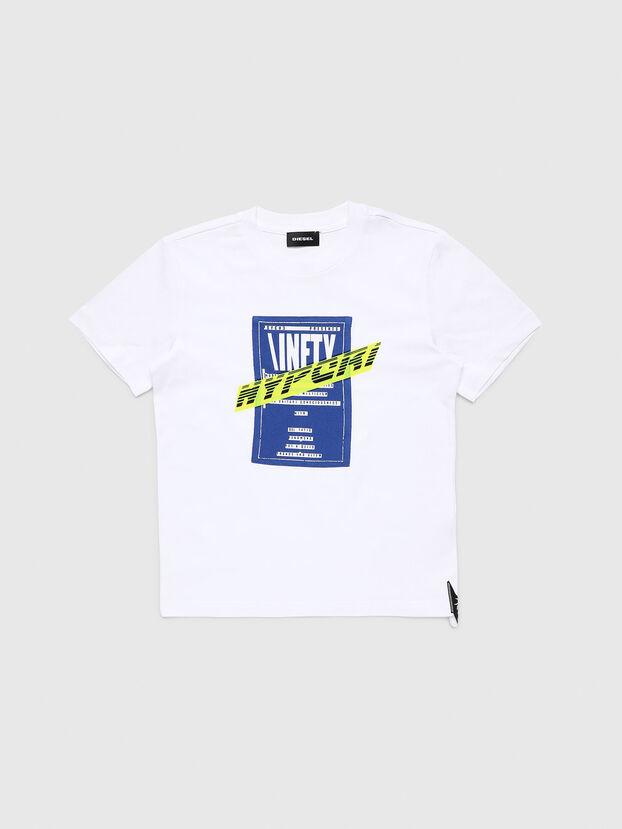 TJUSTY7, Weiß - T-Shirts und Tops