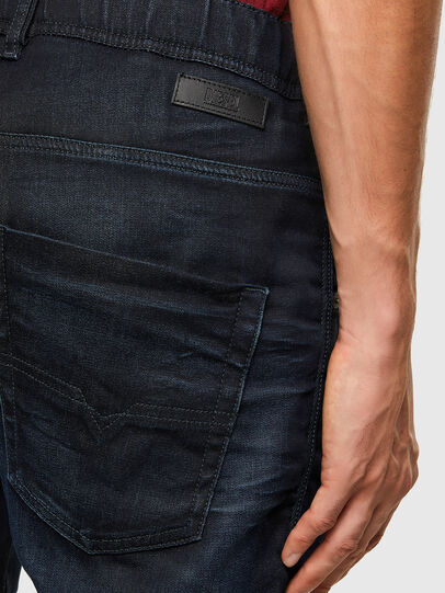 Diesel - KROOLEY JoggJeans® 069QF, Dunkelblau - Jeans - Image 4