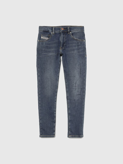 Diesel - D-STRUKT-J JOGGJEANS, Mittelblau - Jeans - Image 1