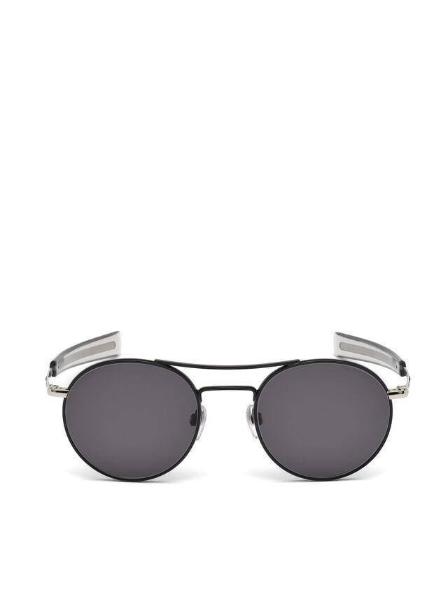 Diesel - DL0220, Schwarz - Sonnenbrille - Image 1