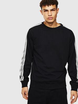 UMLT-WILLY, Schwarz/Weiß - Sweatshirts