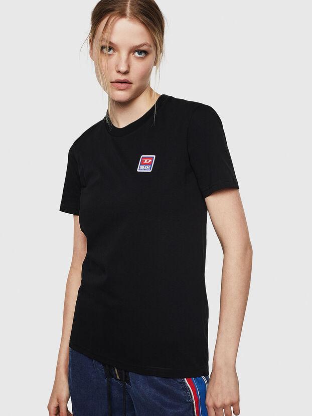 T-SILY-ZE, Schwarz - T-Shirts