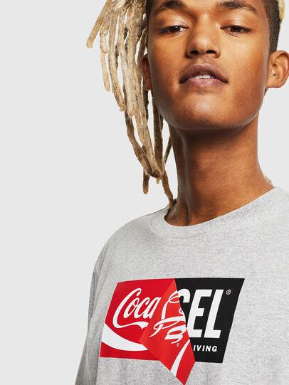 Diesel - CC-T-JUST-COLA,  - T-Shirts - Image 5