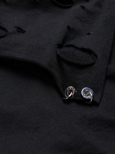 Diesel - TFIENA, Schwarz - T-Shirts und Tops - Image 3