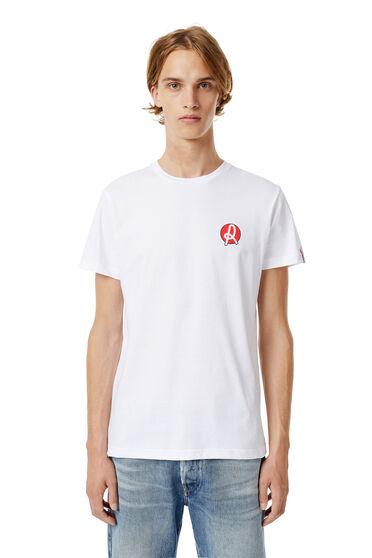 Diesel x L.R. Vicenza-T-Shirt im Regular-Slim Fit