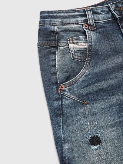 Diesel - FAYZA-J-N, Mittelblau - Jeans - Image 3