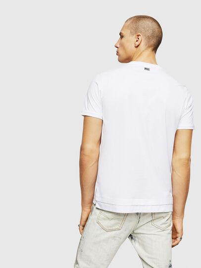 Diesel - T-DIAMANTIK-NEW, Weiß - T-Shirts - Image 2