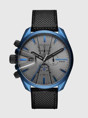 DZ4506, Schwarz/Blau - Uhren